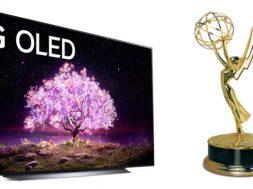 LG OLED TV Emmy de Tecnologia e Ingenieria 2021