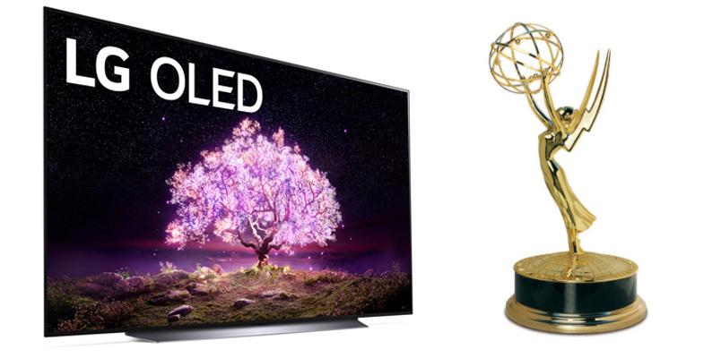 LG OLED TV premiado en los Emmy de Tecnología e Ingeniería