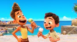 Luca, la nueva cinta de Disney•Pixar presenta tráiler y póster