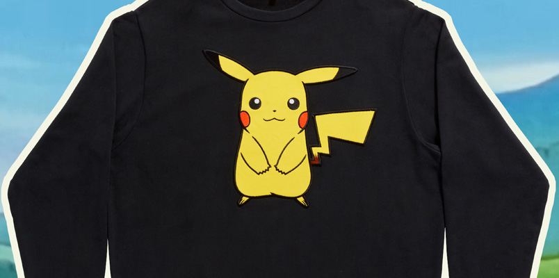 La colección Levi's x Pokémon ya está disponible en México