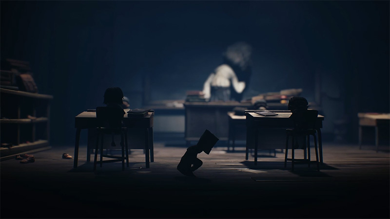 Little Nightmares II trailer lanzamiento 1