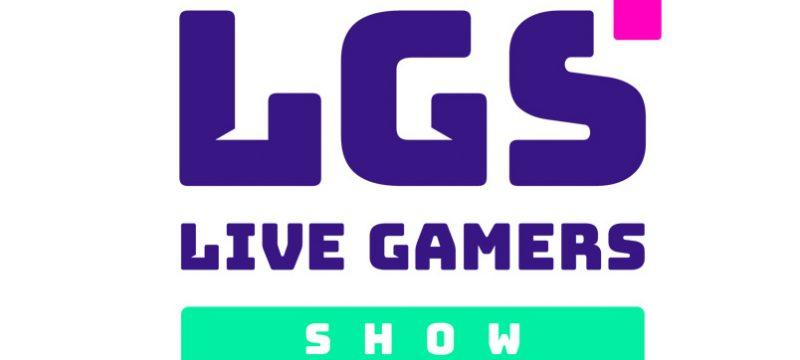Live Gamers Show logo