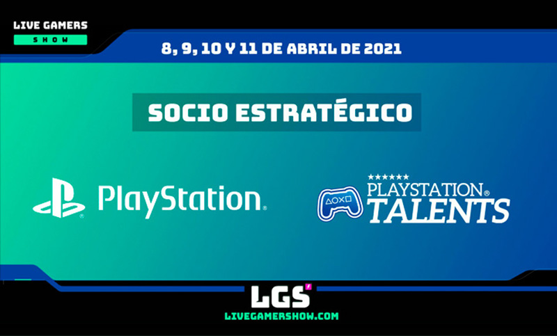 Live Gamers Show playstations-talents