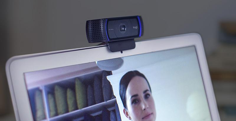 Logitec c920-pro-hd-webcam 14 de febrero