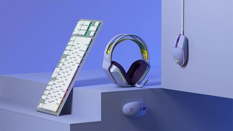 Logitech G Color Collection son los accesorios para todo gamer