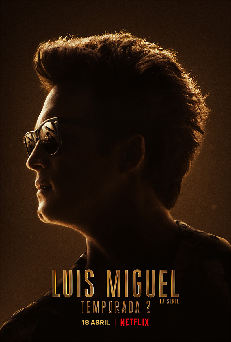 Luis Miguel la serie Temporada 2 poster
