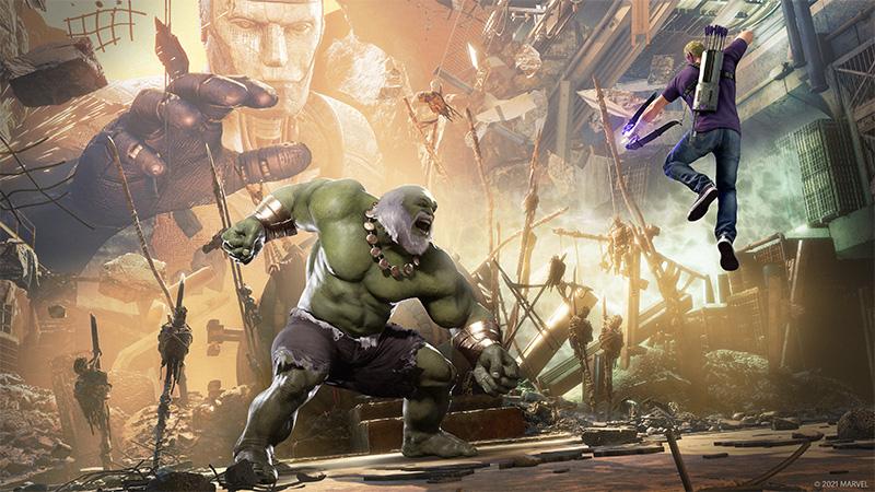 Marvels Avengers Operation Hawkeye – Future Imperfect Maestro