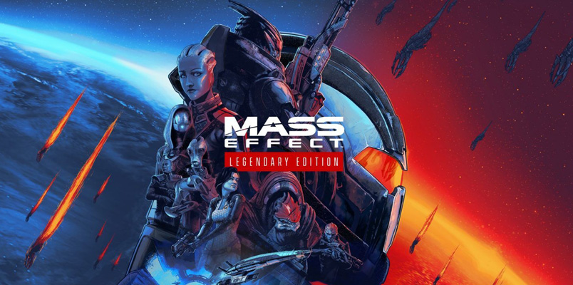 Mass Effect: Legendary Edition estará disponible a partir de mayo 2021
