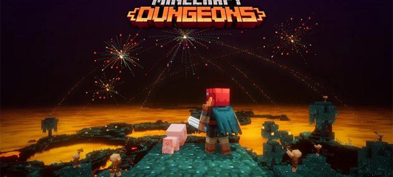 Minecraft Dungeons 10 millones