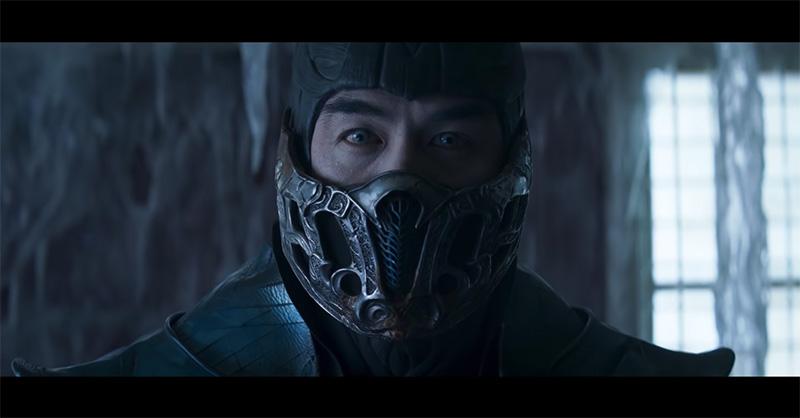 Mortal Kombat Trailer 1 SubZero