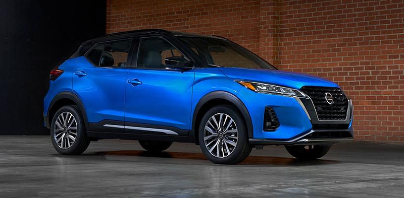 Nissan Kicks 2021 paquete Nissan Intelligent Mobility