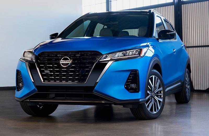 Nissan Kicks 2021 seguridad