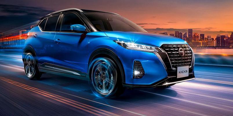 Estas son las tecnologías de seguridad del nuevo Nissan Kicks 2021