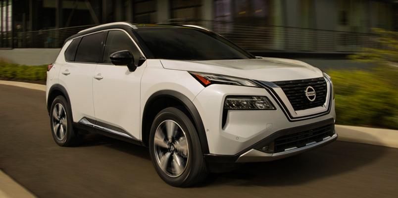 Este es el nuevo Head-Up Display que trae Nissan Rogue 2021