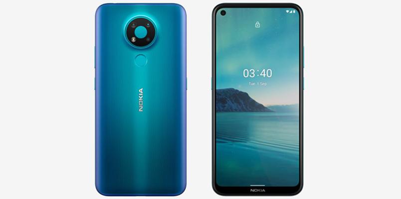 Nokia 3.4 Mexico
