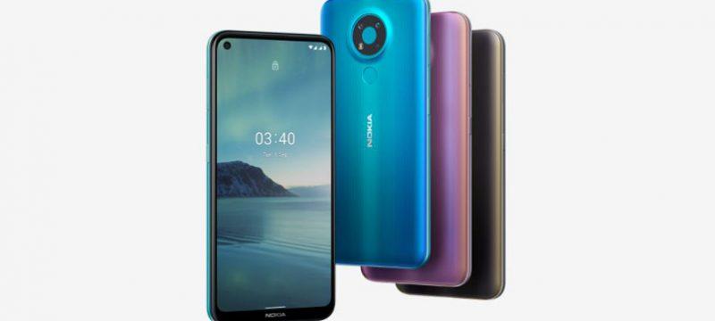 Nokia 3.4 Telcel