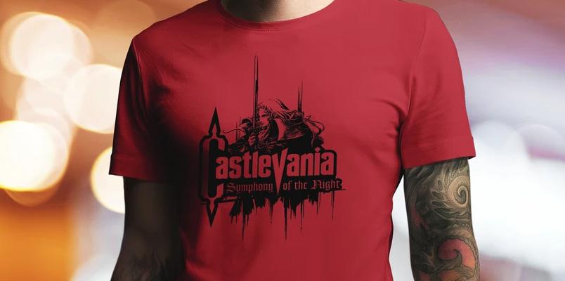 Official Konami Shop Castlevania