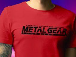 Official Konami Shop Metal Gear