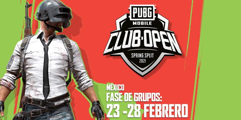 PUBG Mobile Club Open PMCO 2021 Mexico