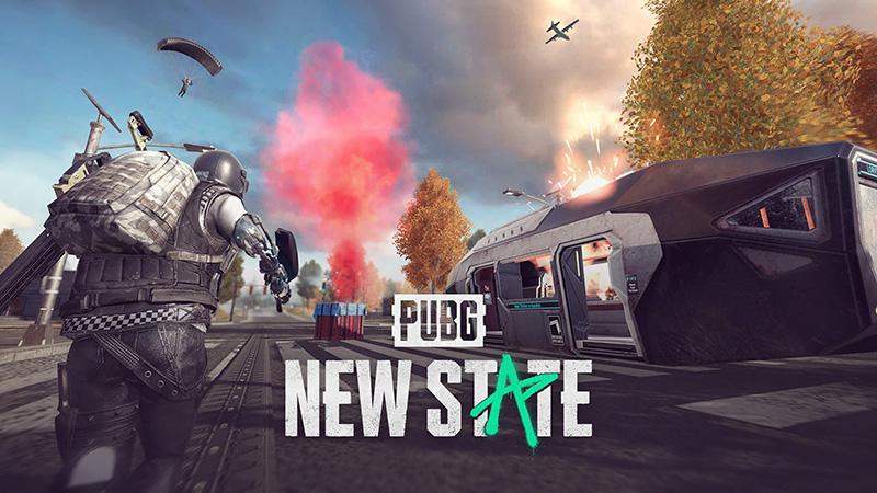 PUBG NEW STATE teaser