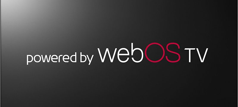 Powered by webOS TV