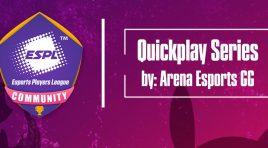 Participa en las Quickplay Series de marzo para ganar dinero por jugar