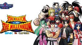 SNK vs. Capcom: The Match Of The Millennium llega a Nintendo Switch