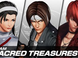 Sacred Treasures The King Of Fighters XV