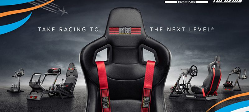 Team Fordzilla x Next Level Racing
