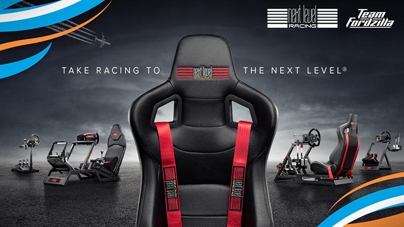 Team Fordzilla y Next Level Racing van por los deportes digitales