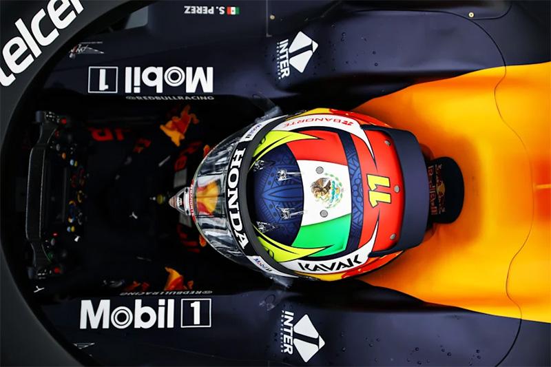 Telcel Red Bull Racing
