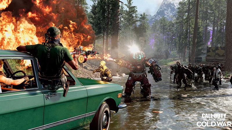 Temporada Dos Black Ops Cold War zombis informacion