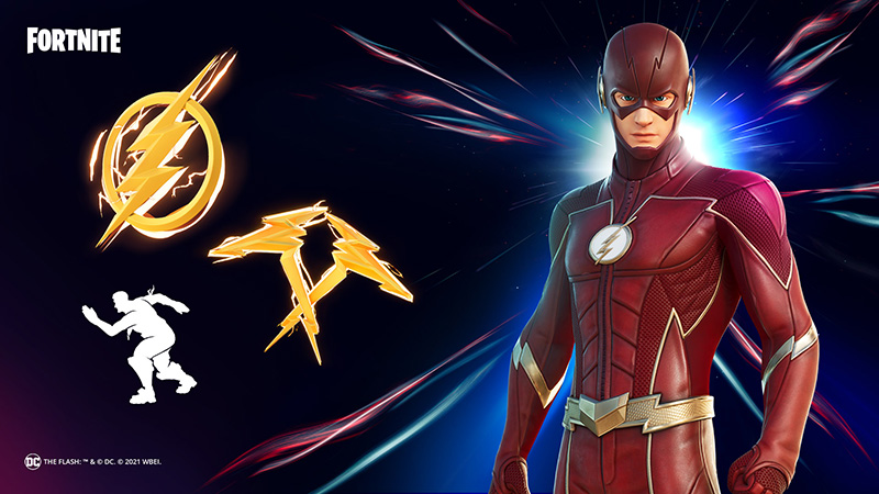 The-Flash-Cosmeticos-Fortnite