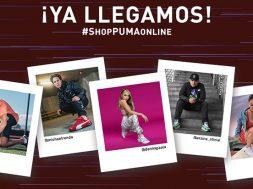 Tienda Puma online Mexico