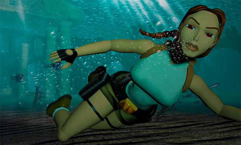 Este año se celebra el 25 aniversario de la franquicia Tomb Raider