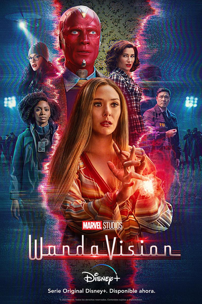 WandaVision nuevo poster