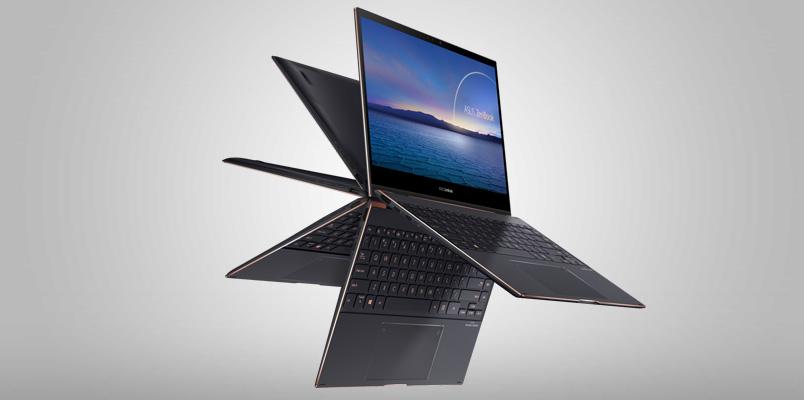 ZenBook Flip S OLED (UX371) ya en México; precio y características