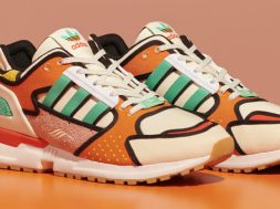 adidas Originals ZX 1000 C Krusty Burger