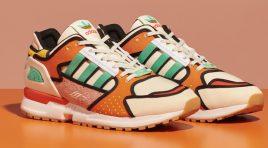 Los adidas Originals de Krusty Burger llegarán en marzo 2021