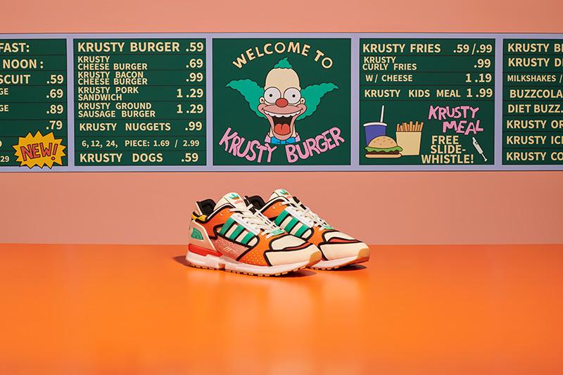 adidas Originals ZX 1000 C Krusty Burger Mexico