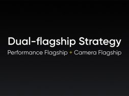 realme Dual-platform Dual-flagship