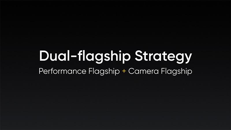 realme presenta su nueva estrategia Dual-platform Dual-flagship