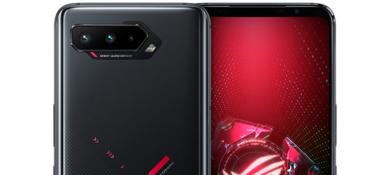 ASUS ROG Phone 5 18GB RAM rumores