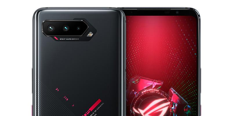 ASUS ROG Phone 5 podría traer más RAM que tu computadora
