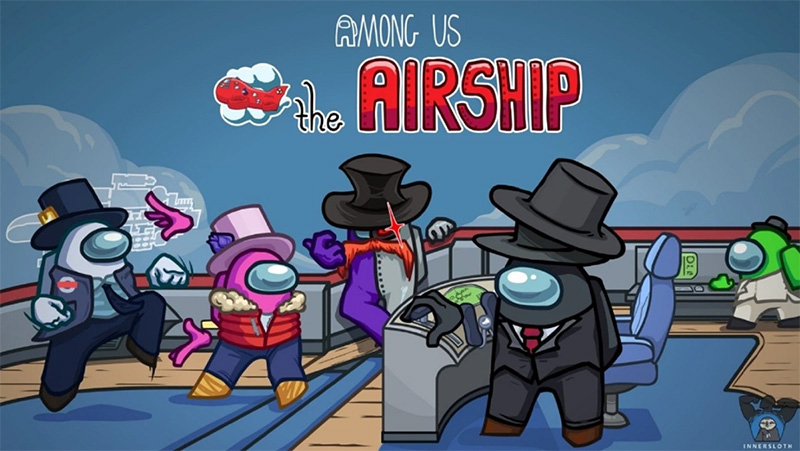 Among Us Xbox Game Pass AirShip
