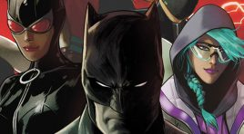 El cómic Batman/Fortnite: Zero Point te regala a Harley Quinn Rebirth