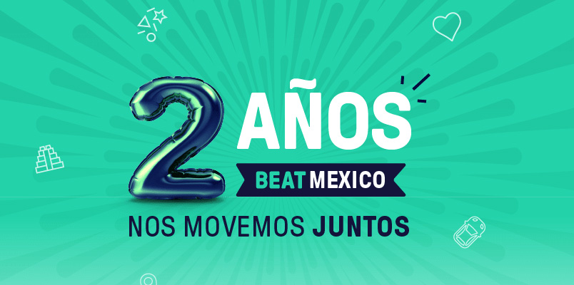 Beat-2-aniversario