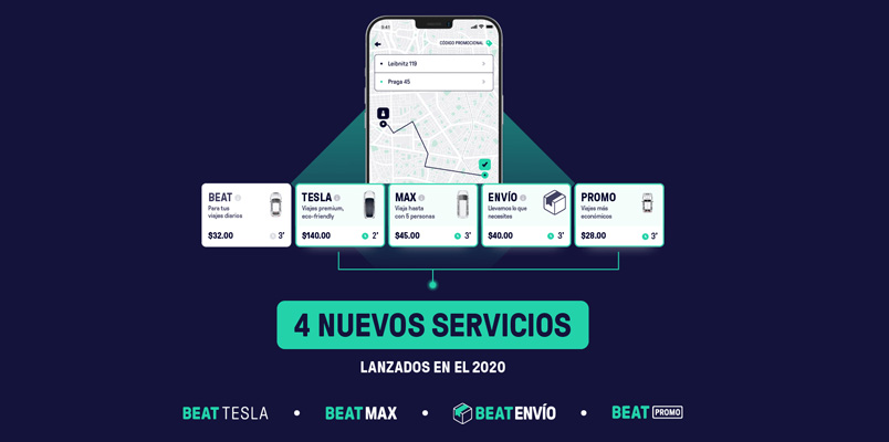 Beat servicios 2020