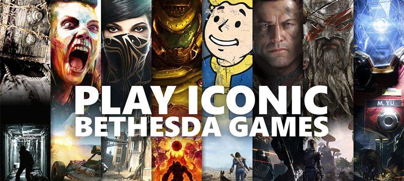 Bethesda juegos Xbox Game Pass