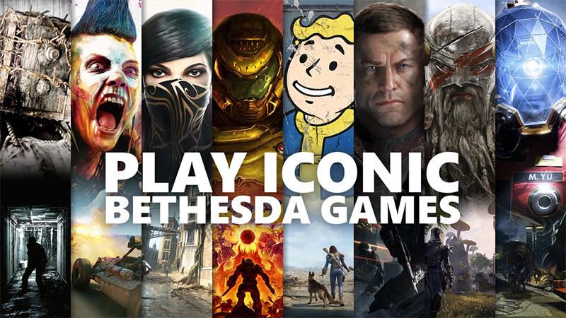 Estos son los 20 juegos de Bethesda para Xbox Game Pass